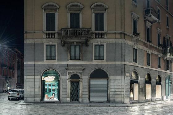 Aesop Corso Magenta de DIMORESTUDIO   Diseño de tiendas