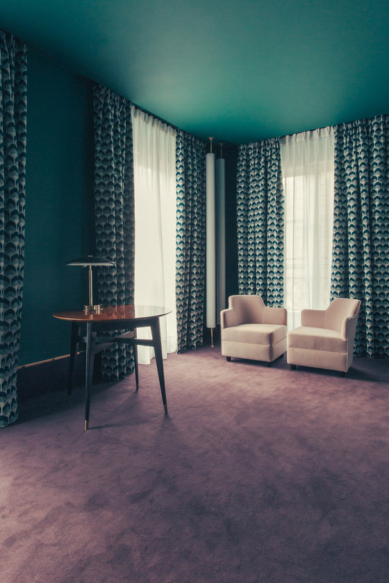 h tel saint marc by dimorestudio hotel interiors. Black Bedroom Furniture Sets. Home Design Ideas