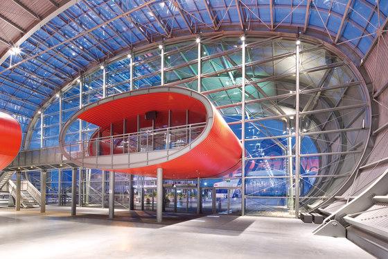 New exhibition hall (Kielce Trade Fairs) de Jansen   Referencias de fabricantes