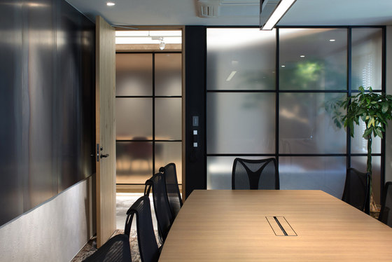 Sojitz Reit Advisors Office by Canuch | Office facilities