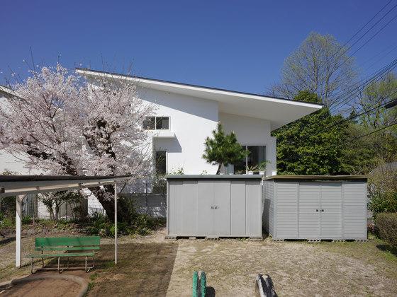 The Corner house in Kitashirakawa by UME architects | Detached houses
