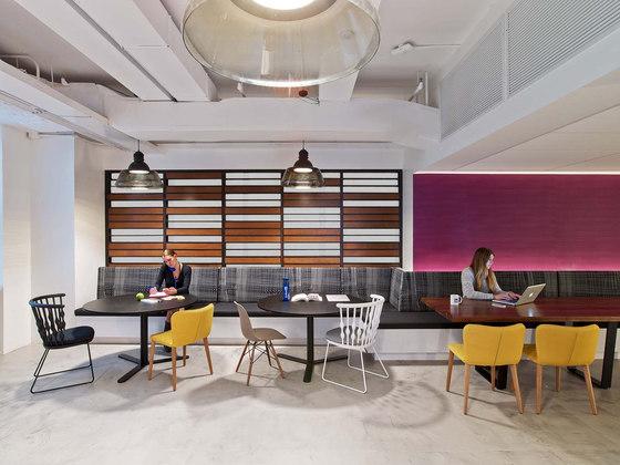 Linkedin new york office Billion Architonic Linkedin By Moser Associates Office Facilities