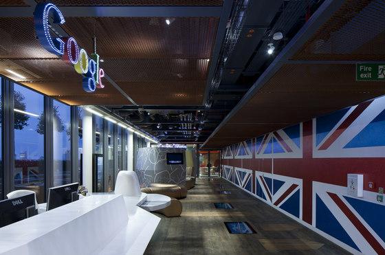 Google Super HQ de PENSON | Oficinas
