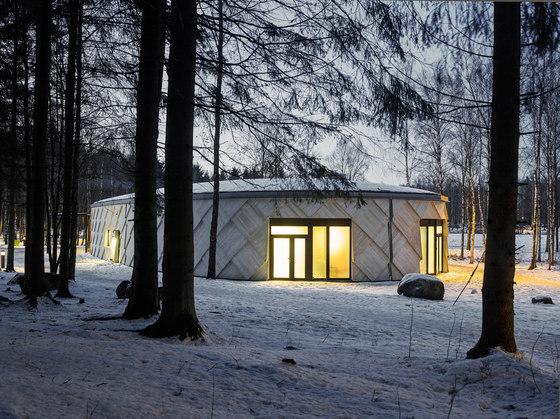 Kotten - a modern trail centre by Tengbom   Office buildings