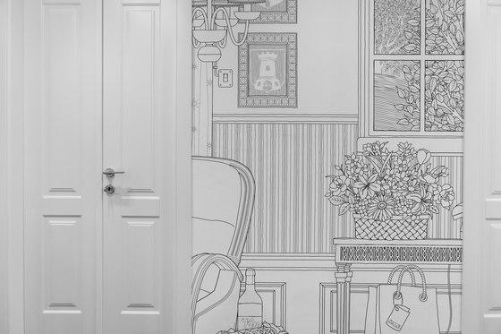 Apartment in Milan di GLAMORA | Manufacturer references