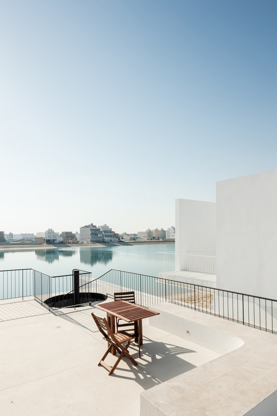 Areia by AAP Associated Architects Partnership | Semi-detached houses