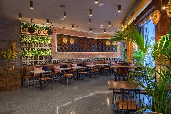 La Manera by Masquespacio   Café interiors