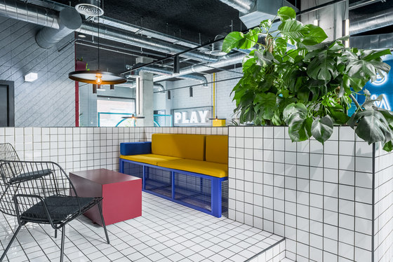 The Student Hotel Marina by Masquespacio | Hotel interiors