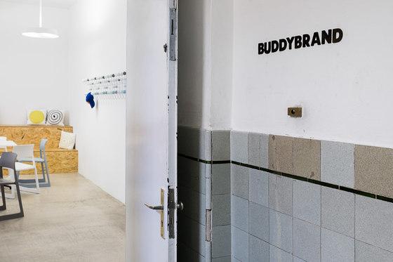 buddybrand by Hülle & Fülle   Office facilities
