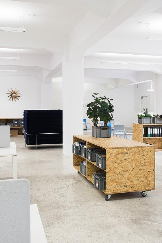buddybrand by Hülle & Fülle | Office facilities
