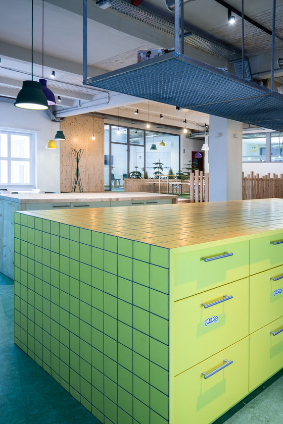 Wooga GmbH by Hülle & Fülle | Office facilities