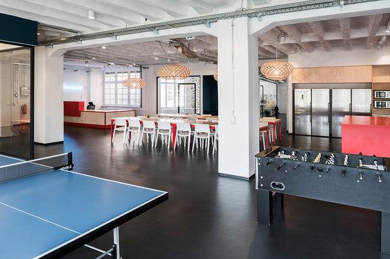 Friendsurance by Hülle & Fülle | Office facilities
