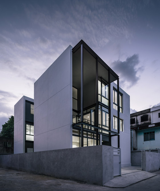 Baan Kanom Chan by Anonym | Office buildings