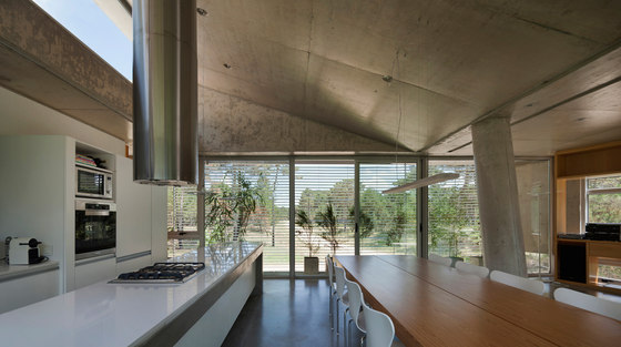 Alamos House von Estudio Galera Arquitectura | Einfamilienhäuser