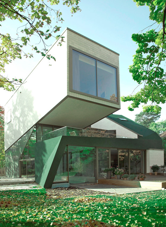 Villa M by HS Architekten   Detached houses