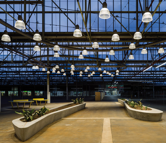Tonsley Innovation District, Main Assembly Building & Pods by Woods Bagot | Parks