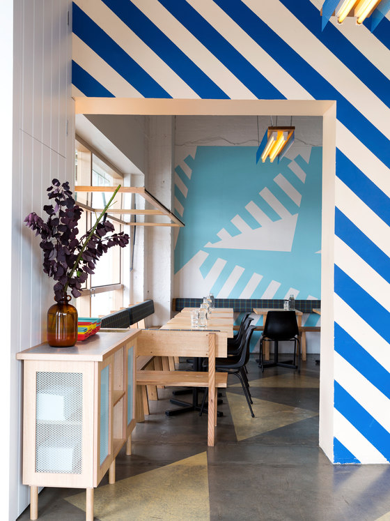Fonda hawthorn by techne architecture interior design café interiors