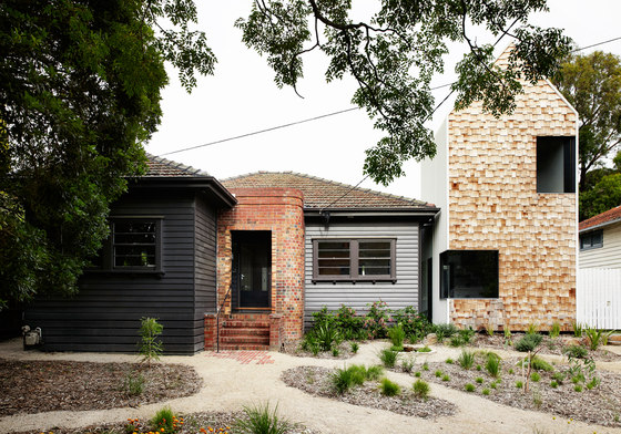 Tower House by Austin Maynard Architects   Semi-detached houses