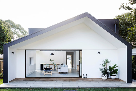 Allen Key House by Architect Prineas | Detached houses
