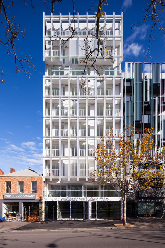 E589 Apartments by Architects EAT | Apartment blocks