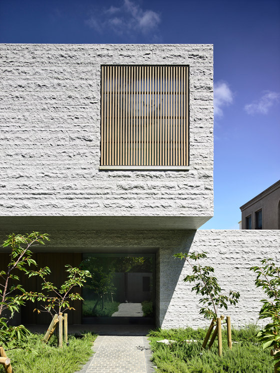 Armadale Residence by b.e architecture | Detached houses