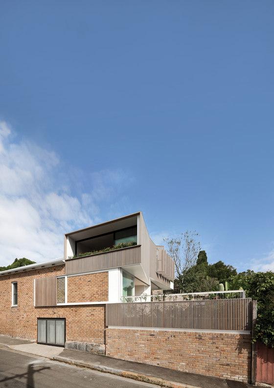 Balmain Houses by Benn + Penna Architects | Semi-detached houses