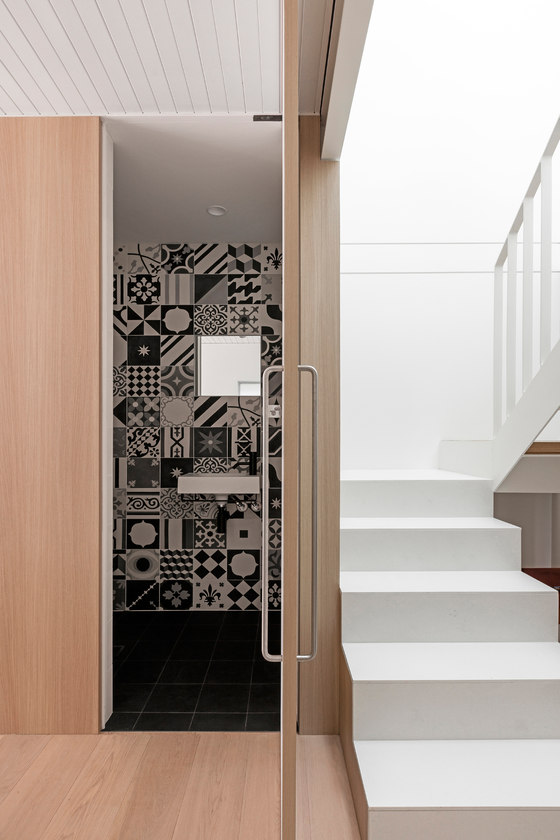 Surry Hills House by Benn + Penna Architects | Living space