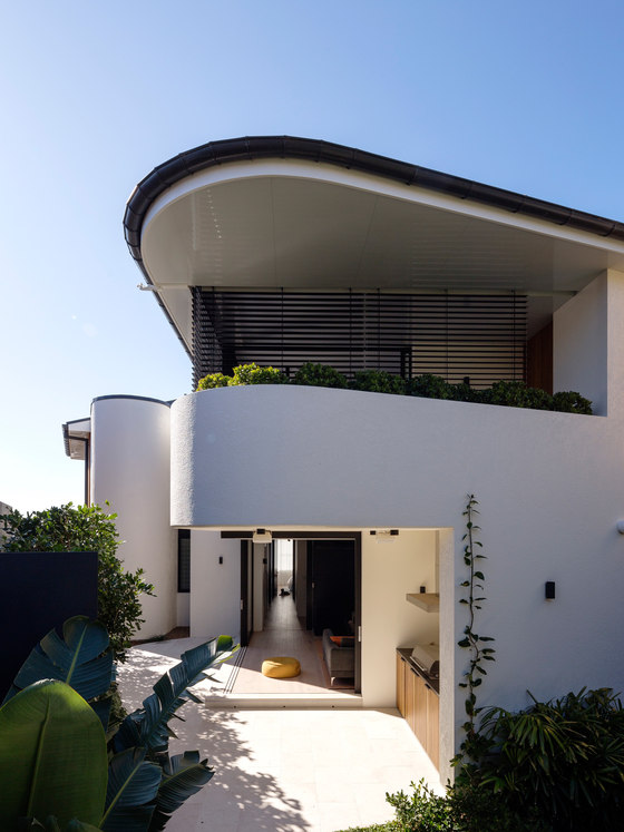Tamarama House by Porebski Architects | Detached houses