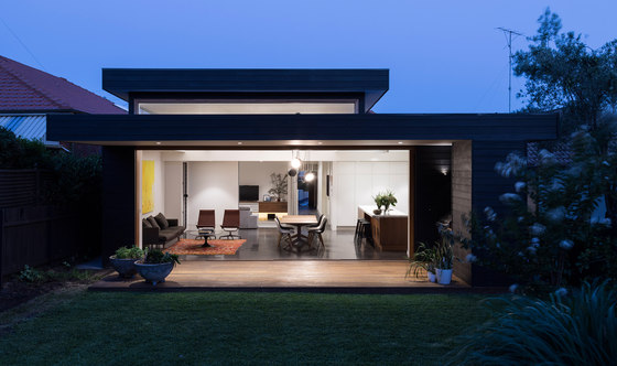 Waverley House by Porebski Architects | Detached houses
