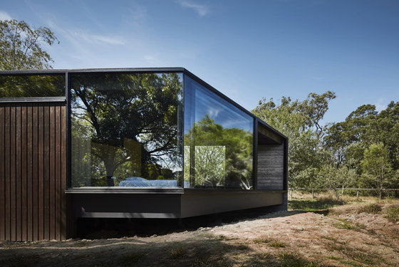 A Pavilion Between Trees by Branch Studio Architects | Detached houses