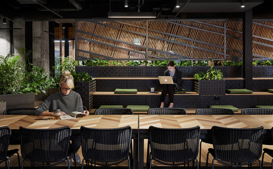 Slack Melbourne Office by Breathe Architecture | Office facilities