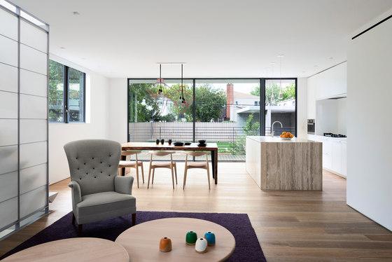 Choy House de O'Neill Rose Architects | Maisons particulières