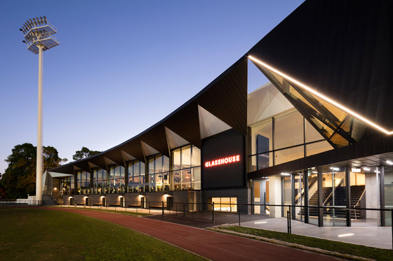 Glasshouse Community And Function Centre By Croxon Ramsay