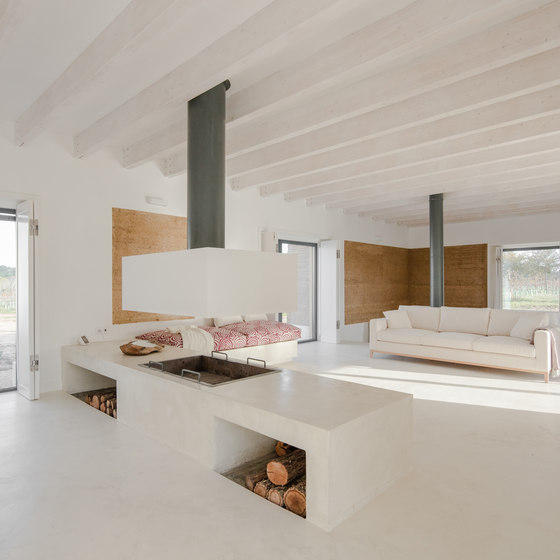 Vineyard House by blaanc   Detached houses