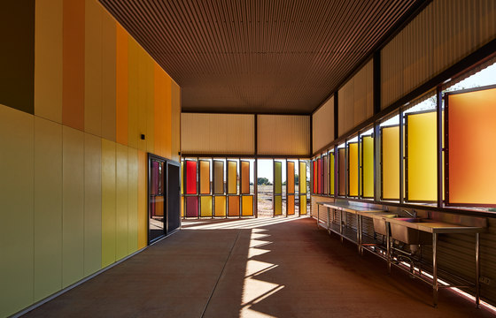 Fitzroy Crossing Renal Hostel by Iredale Pedersen Hook | Hotels