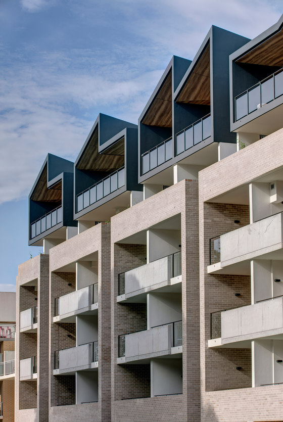 Wellington on the Park by Fox Johnston Architecture | Apartment blocks