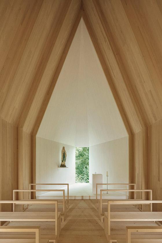 Kapelle Salgenreute by Bernardo Bader Architekten | Church architecture / community centres