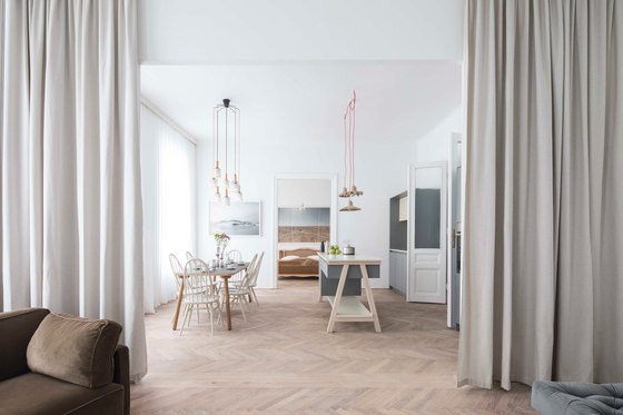 Apartment E&E by destilat | Living space