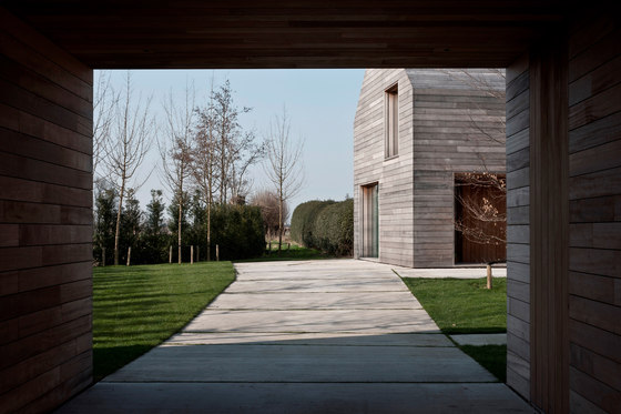 DC II Residence von Vincent Van Duysen Architects | Einfamilienhäuser