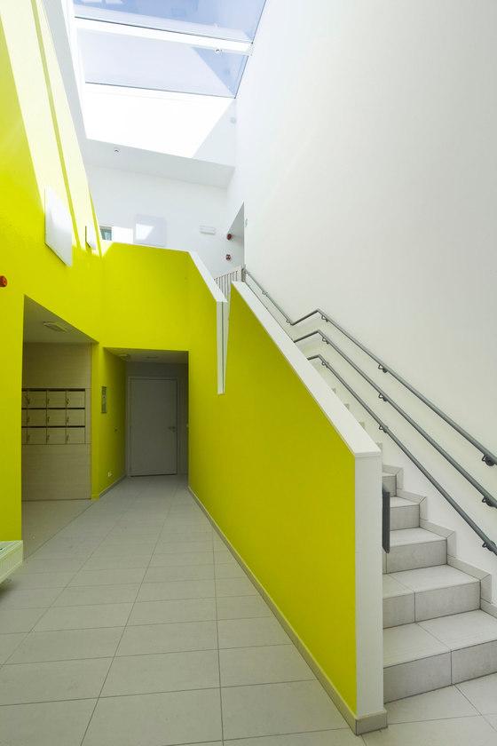 Nursery and Housing HQE Bruyn by B612 Associates | Apartment blocks