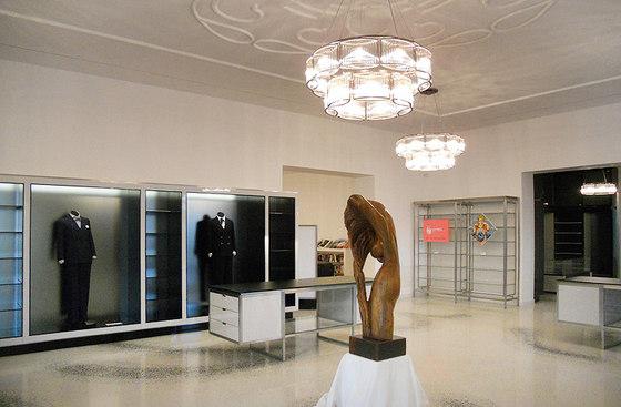 Anteprima´s Boutique in Mailand von Licht im Raum | Herstellerreferenzen