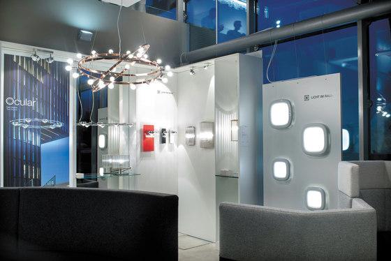 COR Showrooms von Licht im Raum | Herstellerreferenzen