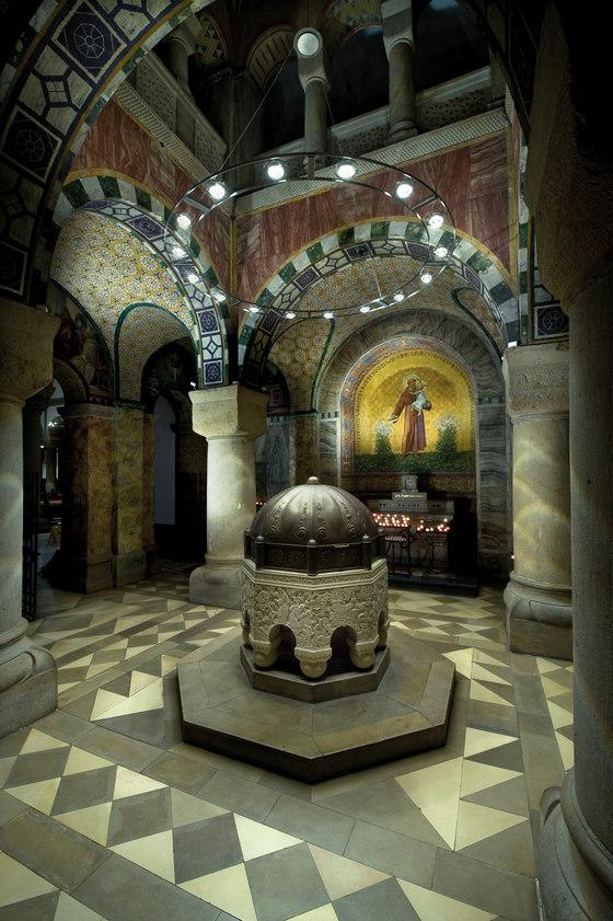 St. Antonius Basilika in Rheine von Licht im Raum | Herstellerreferenzen