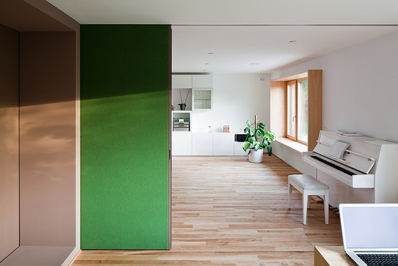 Botany House by Nina Mair | Detached houses