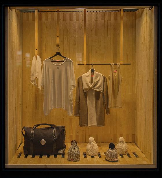 Tirol Shop de Nina Mair | Intérieurs de magasin