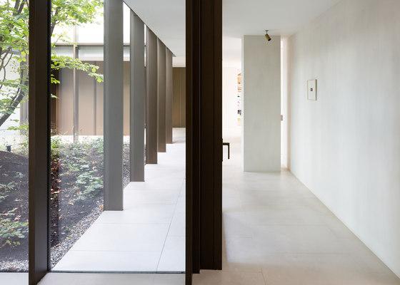 Penthouse Antwerpen by Hans Verstuyft Architecten | Office facilities