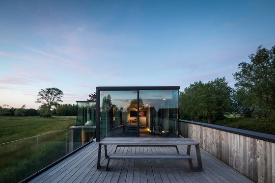 Graafjansdijk house by govaert vanhoutte architects - Immense maison vacances new york ss mm design ...