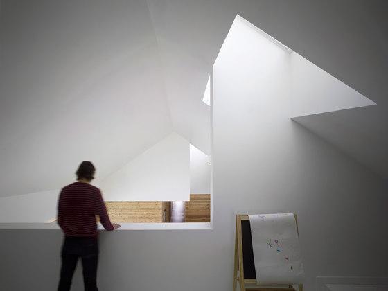 Compass House by superkül   Detached houses