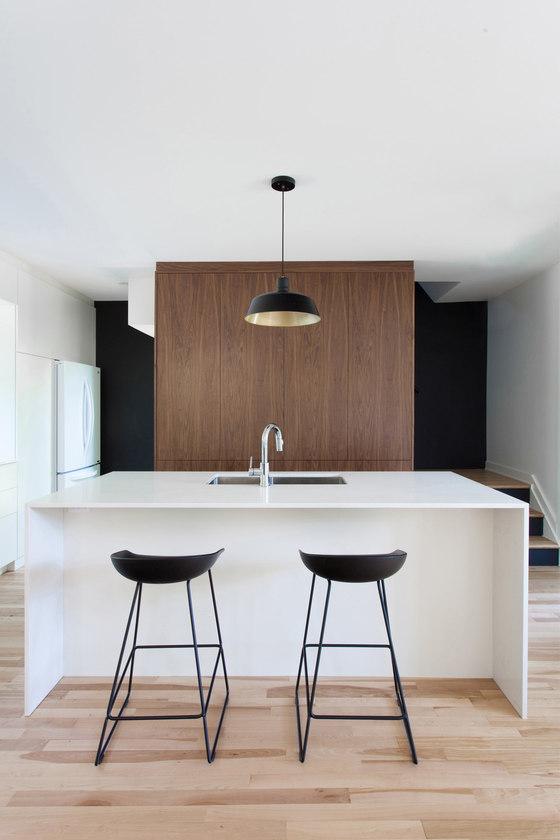 Résidence NORDET de Appareil architecture | Pièces d'habitation