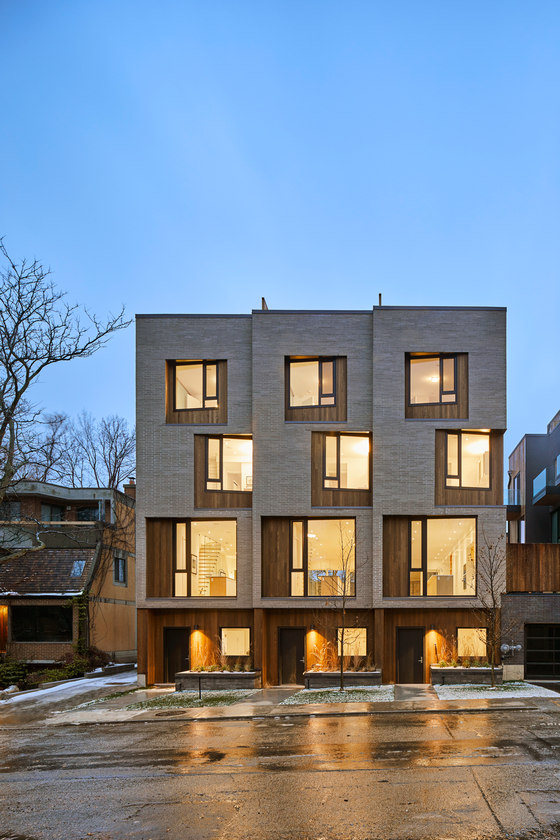 CORE Modern Homes by Batay-Csorba Architects | Detached houses